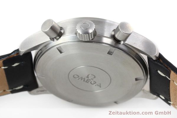 Used luxury watch Omega Dynamic chronograph steel automatic Kal. 1138  | 142955 11