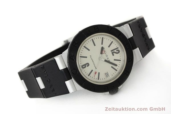 Used luxury watch Bvlgari Diagono aluminium automatic Kal. 220 Ref. AL38A  | 142956 03