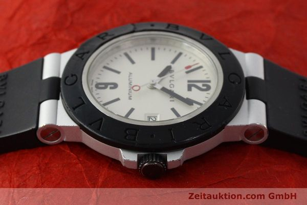 Used luxury watch Bvlgari Diagono aluminium automatic Kal. 220 Ref. AL38A  | 142956 05