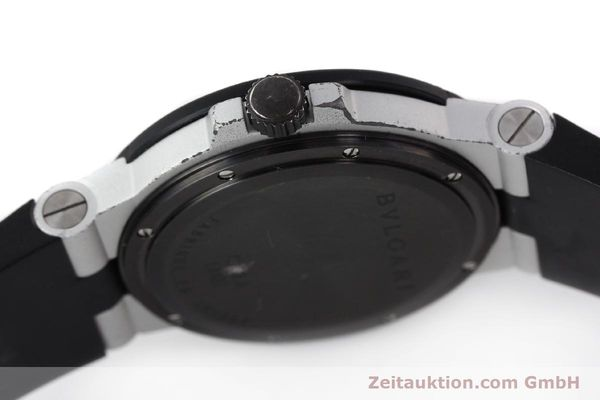 Used luxury watch Bvlgari Diagono aluminium automatic Kal. 220 Ref. AL38A  | 142956 08