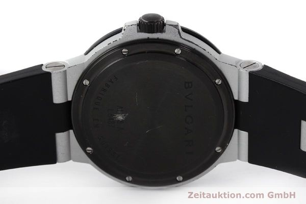 Used luxury watch Bvlgari Diagono aluminium automatic Kal. 220 Ref. AL38A  | 142956 09