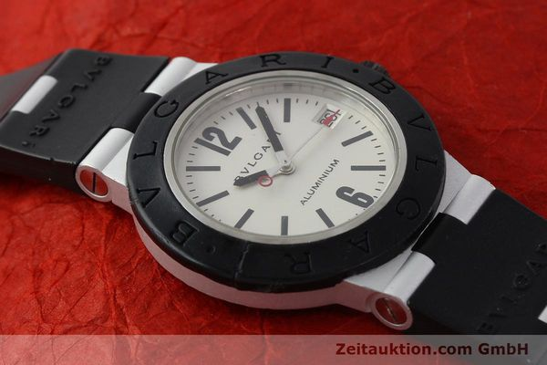 Used luxury watch Bvlgari Diagono aluminium automatic Kal. 220 Ref. AL38A  | 142956 14