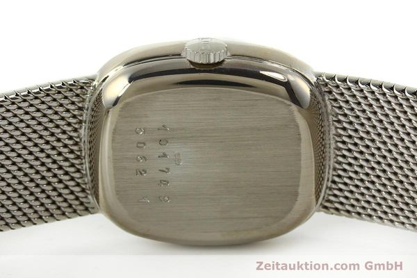 Used luxury watch Chopard * 18 ct white gold manual winding Kal. 846  | 142957 08