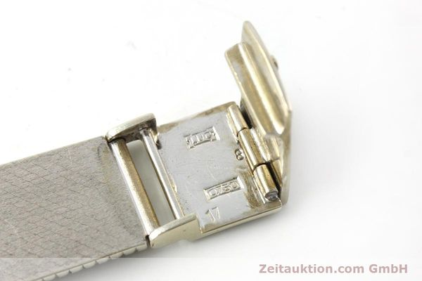 Used luxury watch Chopard * 18 ct white gold manual winding Kal. 846  | 142957 13