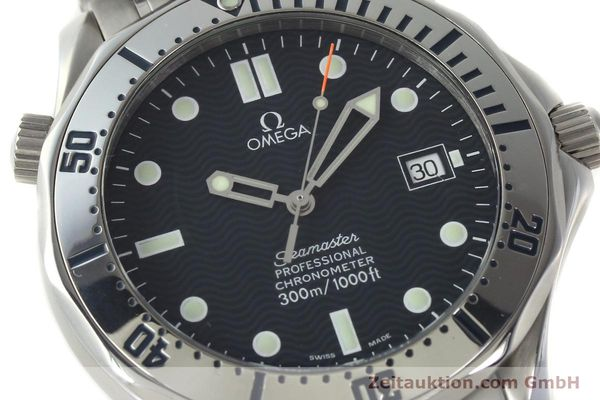Used luxury watch Omega Seamaster steel automatic Kal. 1120  | 142958 02