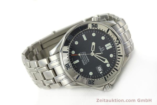 Used luxury watch Omega Seamaster steel automatic Kal. 1120  | 142958 03