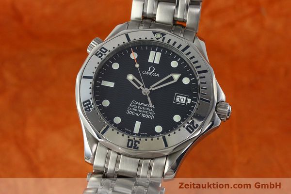 Used luxury watch Omega Seamaster steel automatic Kal. 1120  | 142958 04