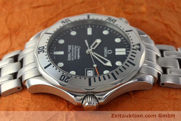 Used luxury watch Omega Seamaster steel automatic Kal. 1120  | 142958 05