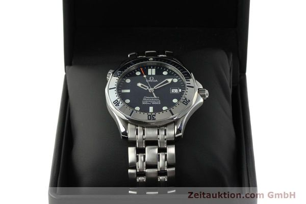 Used luxury watch Omega Seamaster steel automatic Kal. 1120  | 142958 07