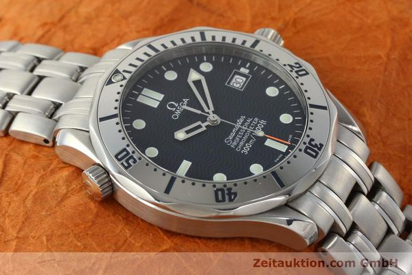 Used luxury watch Omega Seamaster steel automatic Kal. 1120  | 142958 14