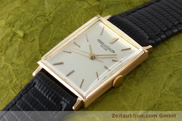 Used luxury watch Jaeger Le Coultre * 18 ct gold manual winding Kal. 819/C  | 142963 01