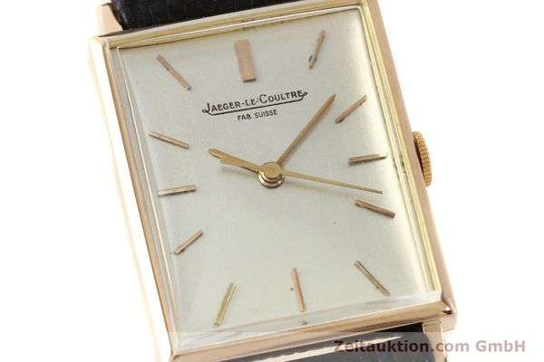 Used luxury watch Jaeger Le Coultre * 18 ct gold manual winding Kal. 819/C  | 142963 02