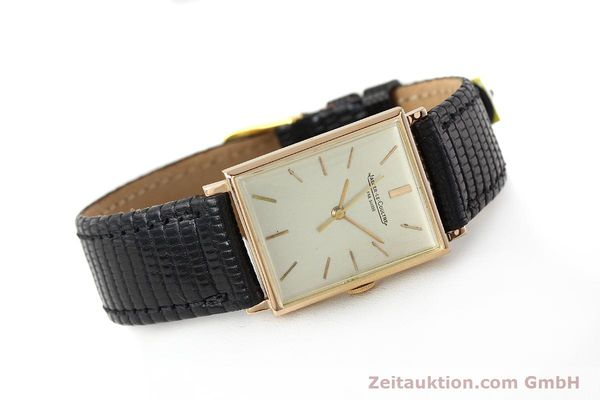 Used luxury watch Jaeger Le Coultre * 18 ct gold manual winding Kal. 819/C  | 142963 03