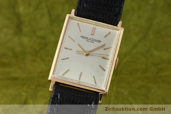 Used luxury watch Jaeger Le Coultre * 18 ct gold manual winding Kal. 819/C  | 142963 04