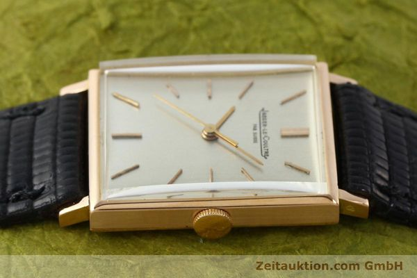Used luxury watch Jaeger Le Coultre * 18 ct gold manual winding Kal. 819/C  | 142963 05