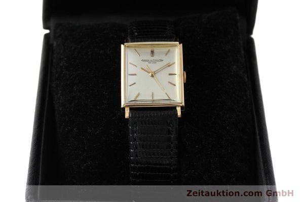 Used luxury watch Jaeger Le Coultre * 18 ct gold manual winding Kal. 819/C  | 142963 07