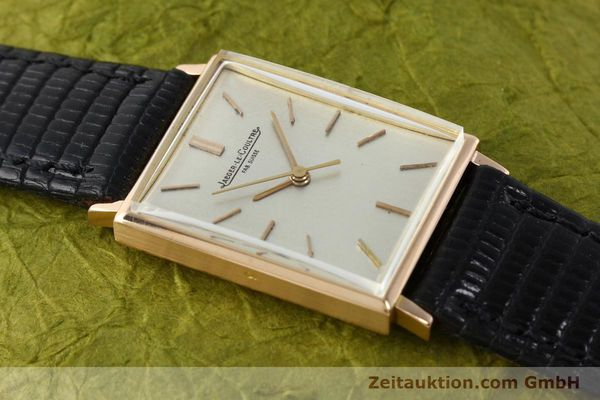 Used luxury watch Jaeger Le Coultre * 18 ct gold manual winding Kal. 819/C  | 142963 12