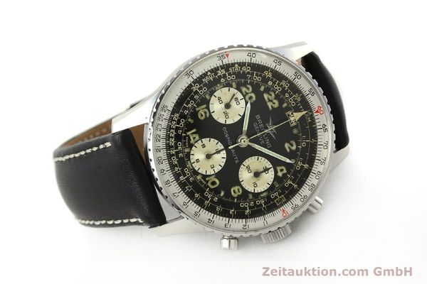 Used luxury watch Breitling Navitimer chronograph steel manual winding Kal. Venus 178 Ref. 809 VINTAGE  | 142968 03