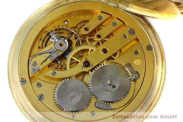 Used luxury watch IWC Taschenuhr 14 ct yellow gold manual winding  | 142969 10