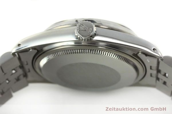 Used luxury watch Rolex Datejust steel / white gold automatic Kal. 3035 Ref. 16014  | 142971 12