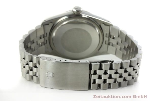 Used luxury watch Rolex Datejust steel / white gold automatic Kal. 3035 Ref. 16014  | 142971 13
