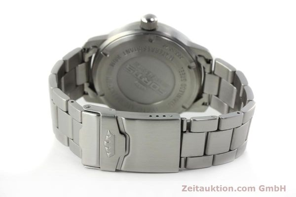 Used luxury watch Fortis Flieger steel automatic Kal. ETA 2824-2  | 142973 11