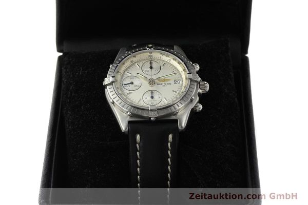 Used luxury watch Breitling Chronomat chronograph steel automatic Kal. B13 ETA 7750 Ref. A13050 LIMITED EDITION | 142974 07