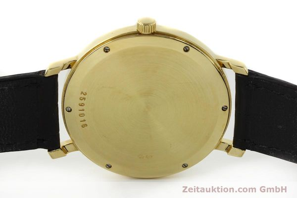 Used luxury watch IWC Ewiger Kalender 18 ct gold manual winding Kal. 84961 Ref. 2050  | 142977 09