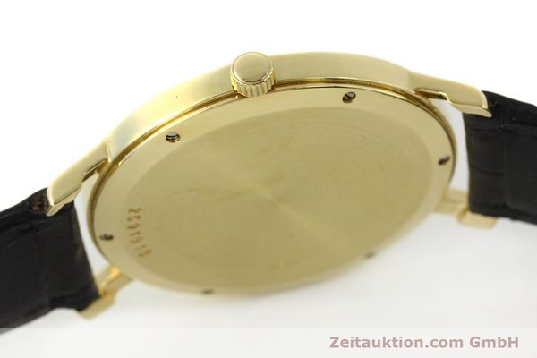 Used luxury watch IWC Ewiger Kalender 18 ct gold manual winding Kal. 84961 Ref. 2050  | 142977 12