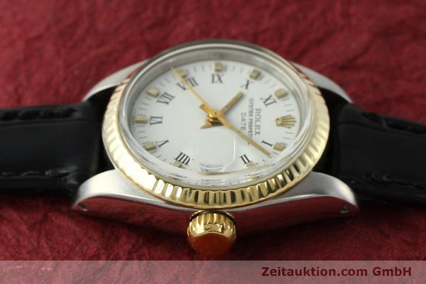 Used luxury watch Rolex Lady Date steel / gold automatic Kal. 2030 Ref. 6917  | 142980 05