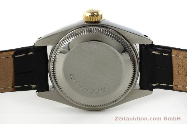 Used luxury watch Rolex Lady Date steel / gold automatic Kal. 2030 Ref. 6917  | 142980 08