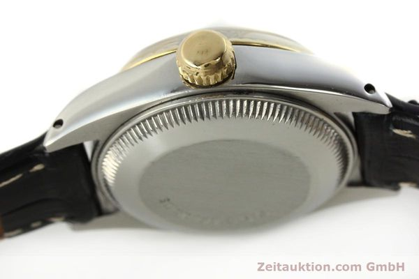 Used luxury watch Rolex Lady Date steel / gold automatic Kal. 2030 Ref. 6917  | 142980 11