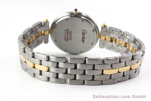 Used luxury watch Cartier Panthere steel / gold quartz Kal. 83  | 142981 10