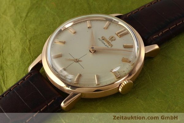 montre de luxe d occasion Omega * or rouge 18 ct automatique Kal. 491  | 142984 01