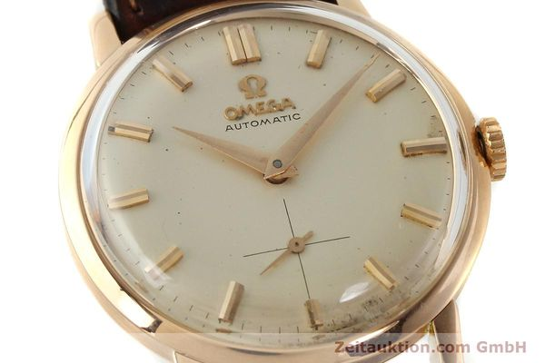 montre de luxe d occasion Omega * or rouge 18 ct automatique Kal. 491  | 142984 02