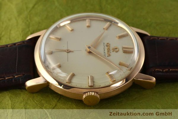 gebrauchte Luxusuhr Omega * 18k Rotgold Automatik Kal. 491  | 142984 05