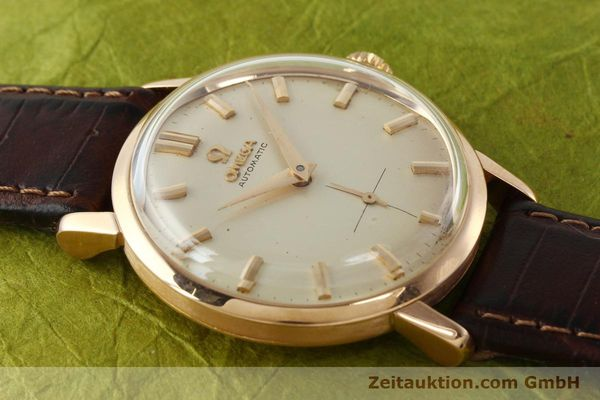 gebrauchte Luxusuhr Omega * 18k Rotgold Automatik Kal. 491  | 142984 13