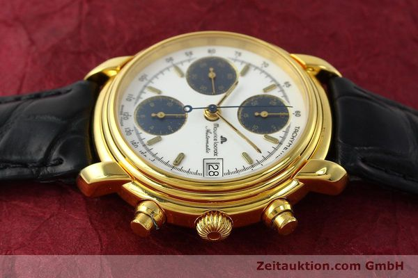 Used luxury watch Maurice Lacroix Croneo chronograph gold-plated automatic Kal. ETA 7750 Ref. 6800  | 142985 05
