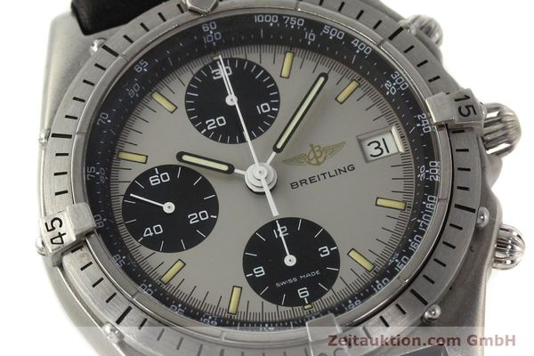 Used luxury watch Breitling Chronomat chronograph steel automatic Kal. Val. 7750 Ref. 81950  | 142991 02