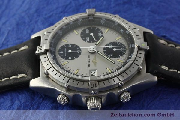 Used luxury watch Breitling Chronomat chronograph steel automatic Kal. Val. 7750 Ref. 81950  | 142991 05