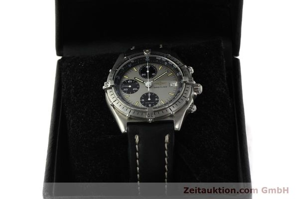 Used luxury watch Breitling Chronomat chronograph steel automatic Kal. Val. 7750 Ref. 81950  | 142991 07