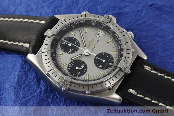 Used luxury watch Breitling Chronomat chronograph steel automatic Kal. Val. 7750 Ref. 81950  | 142991 13