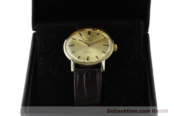 Used luxury watch Omega * 14 ct yellow gold manual winding Kal. 501 Ref. 1211  | 142996 07