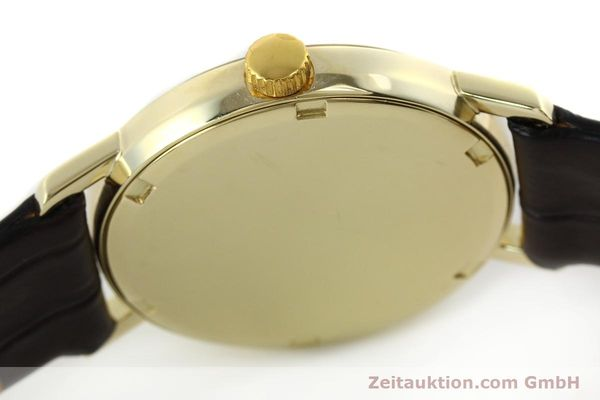 Used luxury watch Omega * 14 ct yellow gold manual winding Kal. 501 Ref. 1211  | 142996 11