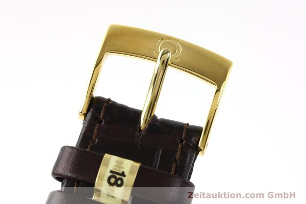 Used luxury watch Omega * 14 ct yellow gold manual winding Kal. 501 Ref. 1211  | 142996 12