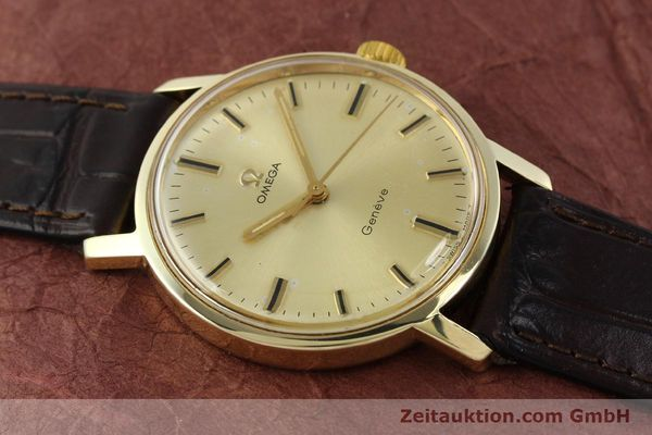 Used luxury watch Omega * 14 ct yellow gold manual winding Kal. 501 Ref. 1211  | 142996 14