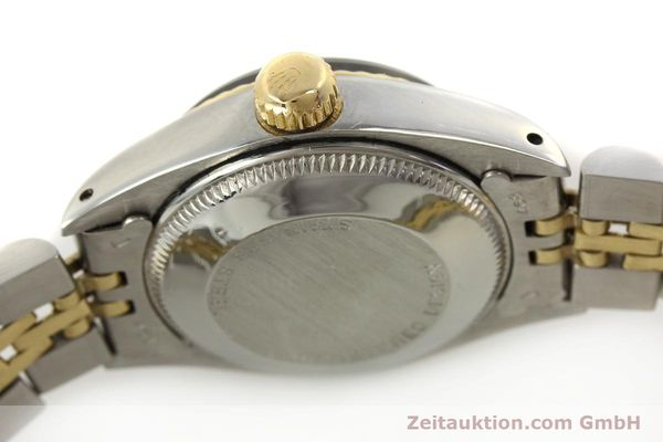 Used luxury watch Rolex Lady Date steel / gold automatic Kal. 2030  | 143000 11