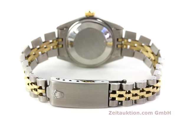 Used luxury watch Rolex Lady Date steel / gold automatic Kal. 2030  | 143000 12