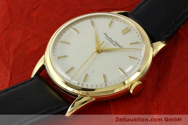 Used luxury watch IWC Portofino 18 ct gold manual winding Kal. 89 VINTAGE  | 143004 01
