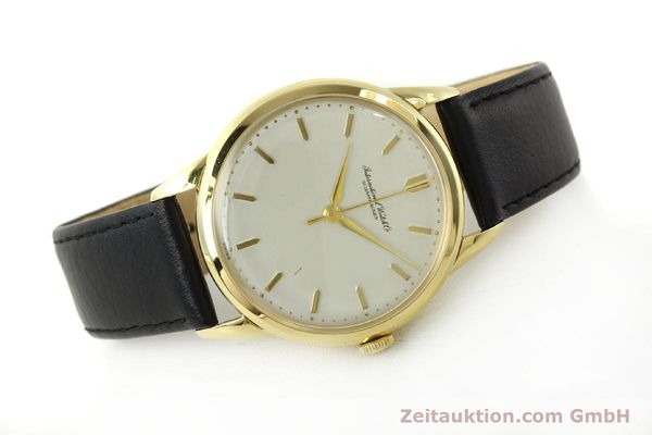Used luxury watch IWC Portofino 18 ct gold manual winding Kal. 89 VINTAGE  | 143004 03
